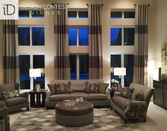 4 Best Colors for Curtains in Valley Stream in the Winter