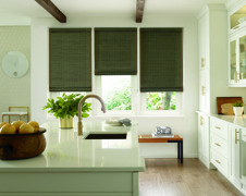Does Budget Blinds Sell Hunter Douglas?