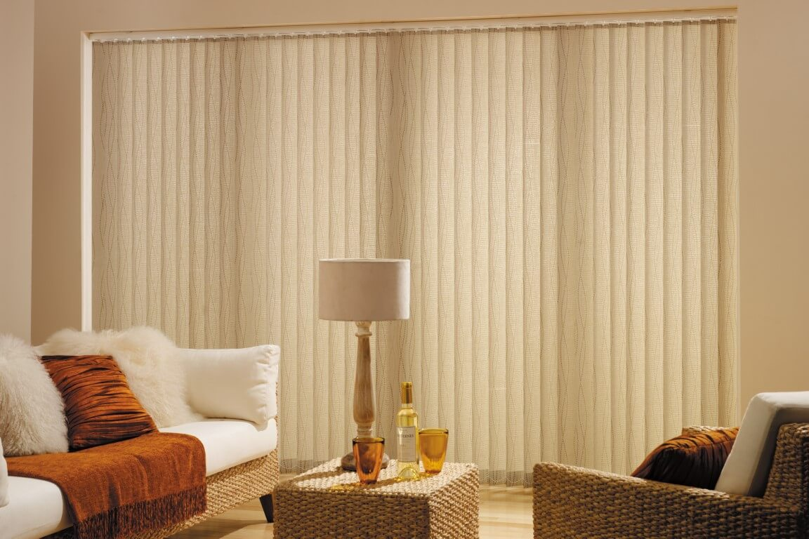 Vertical Blinds In Coto De Caza Provide Numerous Benefits For Your Family