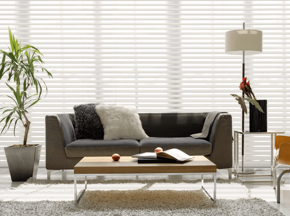 Get a Designer Look with Budget Blinds' Inspired Collection™