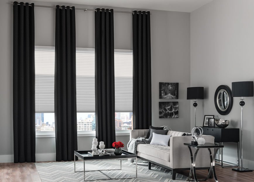 Home d cor trends 10 window blinds to inspire you in 2019 - Window treatment trends 2019 ...