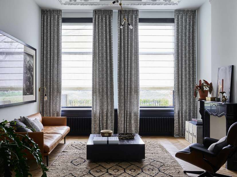 10 Living Rooms That Will Make You Want To Redecorate: Home Décor Trends: 10 Window Blinds To Inspire You In 2019