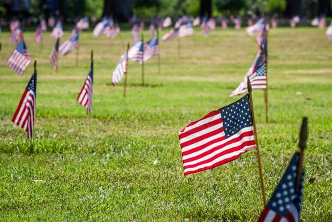 Honoring Veterans and Business Ownership Opportunities