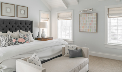 Why Motorized Blinds in Caldwell With a Smart Phone Are Perfect for the Bedroom