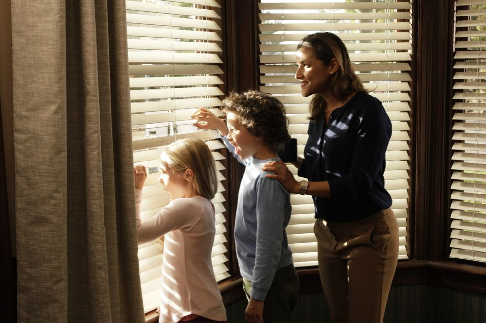 Blinds and Children