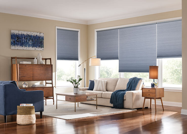 Lower Energy Costs This Winter with Cellular Shades and Solar Shades