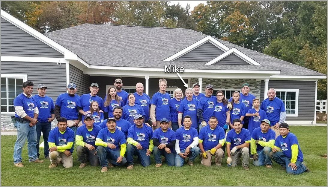 Placing 26 Veterans Into New, Specially Adapted Homes in 2018