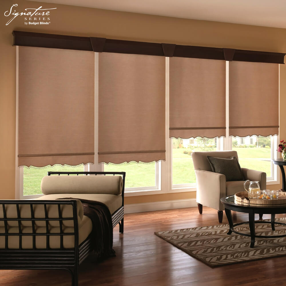 Signature Series 174 Window Treatments For Every Room