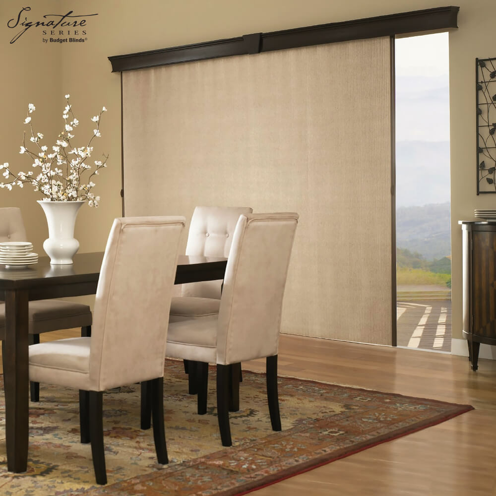 Why Are Sliding Door Blinds In Meridian The Right Effective Coverage For Your Home?