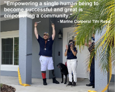 Specially Adapted Homes Enable Severely Injured Veterans to Rebuild Their Lives While Giving Back