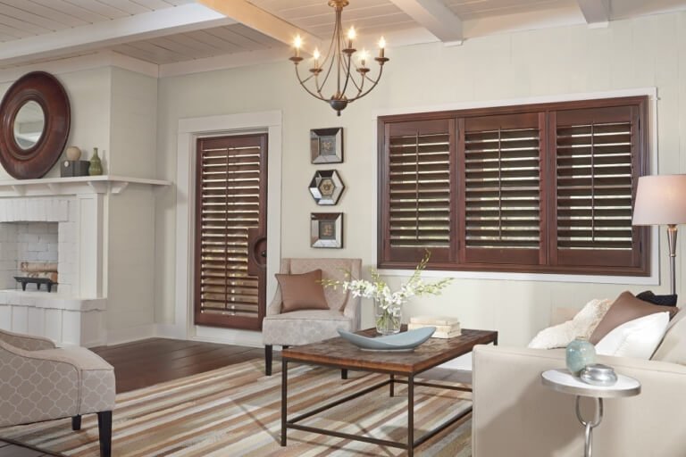 Specialty Shutters For French Doors And Patio Doors