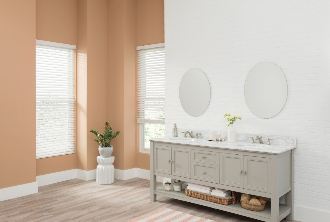 Stylish Bathroom Décor Ideas   Budget Blinds