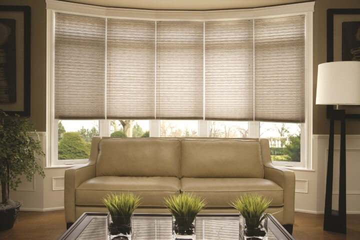Top 5 Window Treatments For Bay Windows