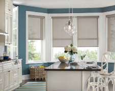 What is the Difference Between Solar & Roller Shades?