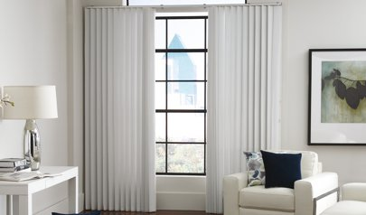 When To Use Vertical Blinds Instead Of Horizontal Blinds Budget Blinds