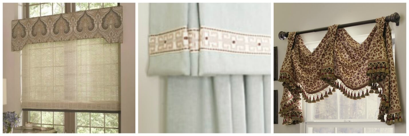 Window Valances The Crowning Glory For Your Window Treatments