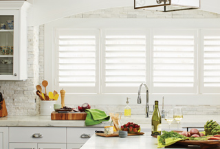 Window Blinds, Shutters, Shades, Ds, Installation & Free ... on white granite for kitchens, white cabinets for kitchens, white curtains for kitchens, white paint for kitchens, white furniture for kitchens, white ceramic tile for kitchens,