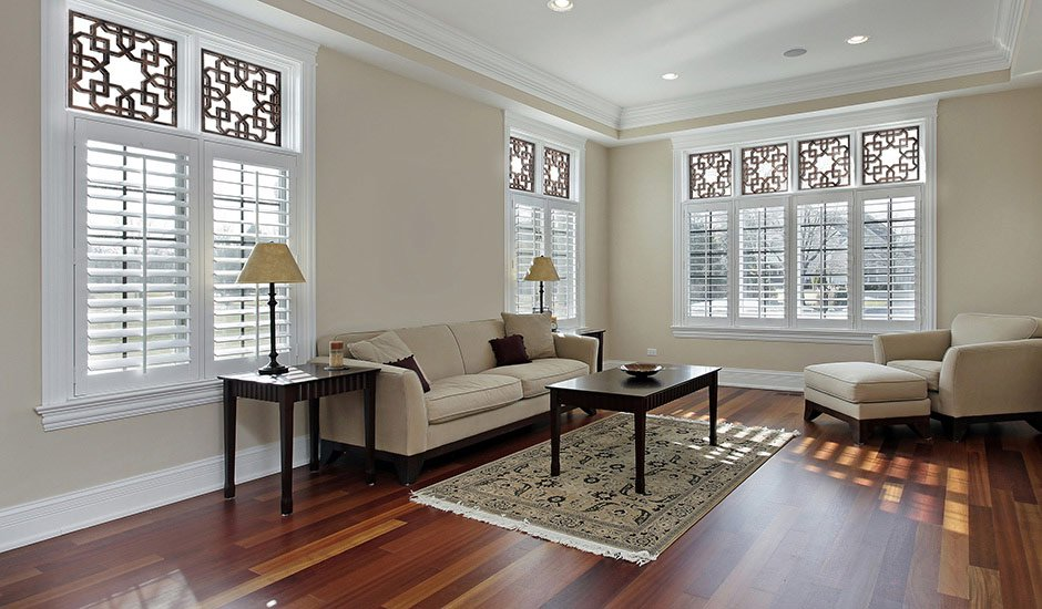 Faux Iron Window Treatments Budget Blinds