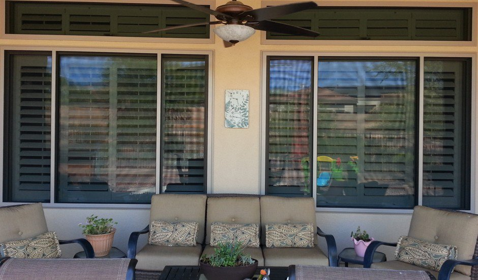 window screens patio