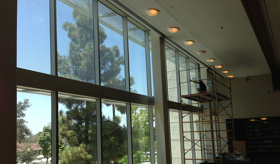 Commercial Decorative Window Film