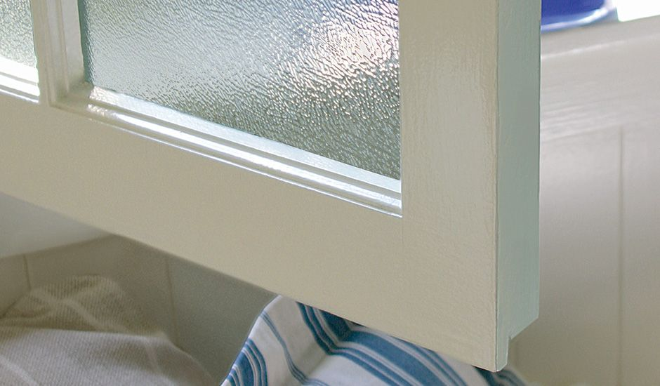 Privacy Textured 12 Window Film Bathroom