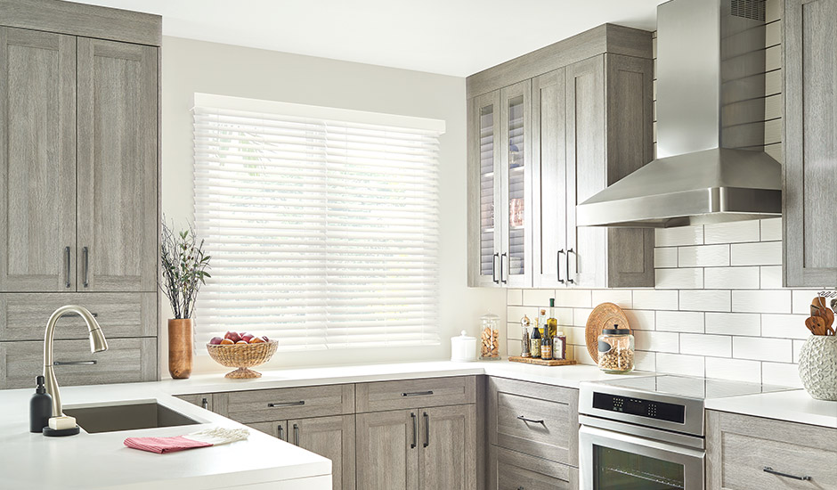 G Budget Blinds Composite Blinds Shutters Kitchen