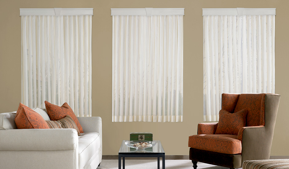 Vertical Sheer Signature Series Budget Blinds