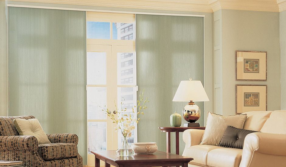 Honeycomb Enlightened Style Living Room Budget Blinds