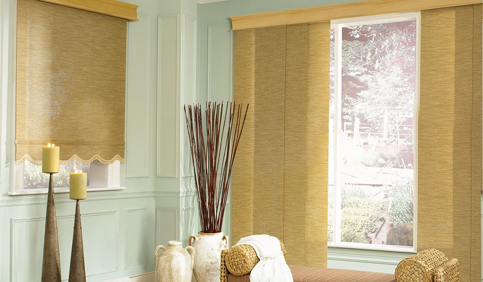 Panel Track Signature Series Budget Blinds Bathroom