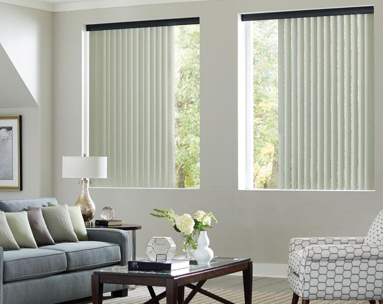 Vertical Window Blinds Alternatives and Vertical Blinds ...