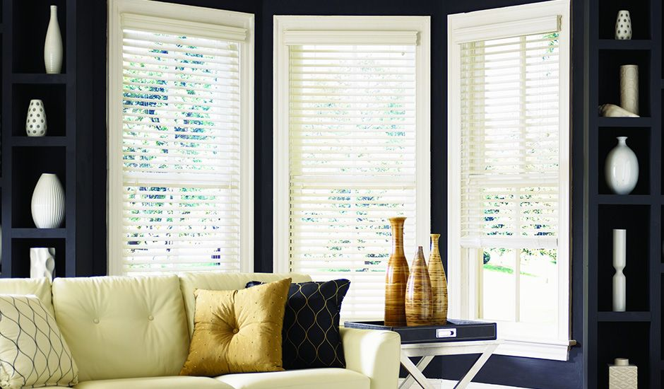 Contemporary Wood Blinds
