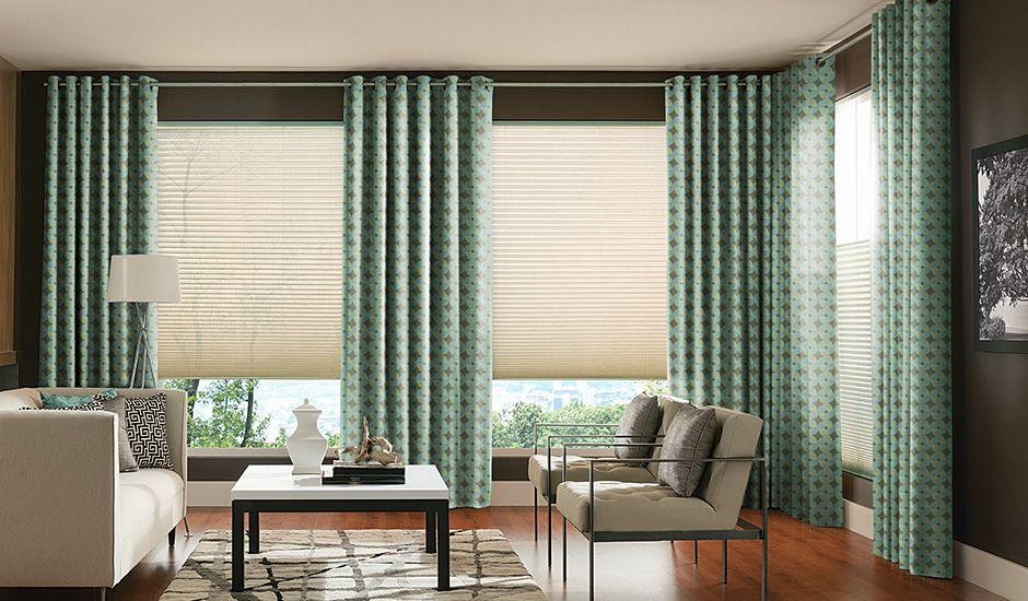 Drapes custom drapes designer drapes drapes installation - Window treatment trends 2019 ...