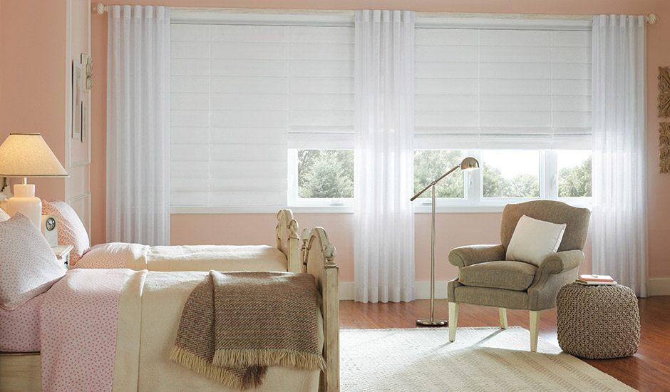 Budget Blinds Drapery Panels Childs Room