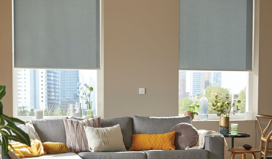 Motorized Shades Somfy