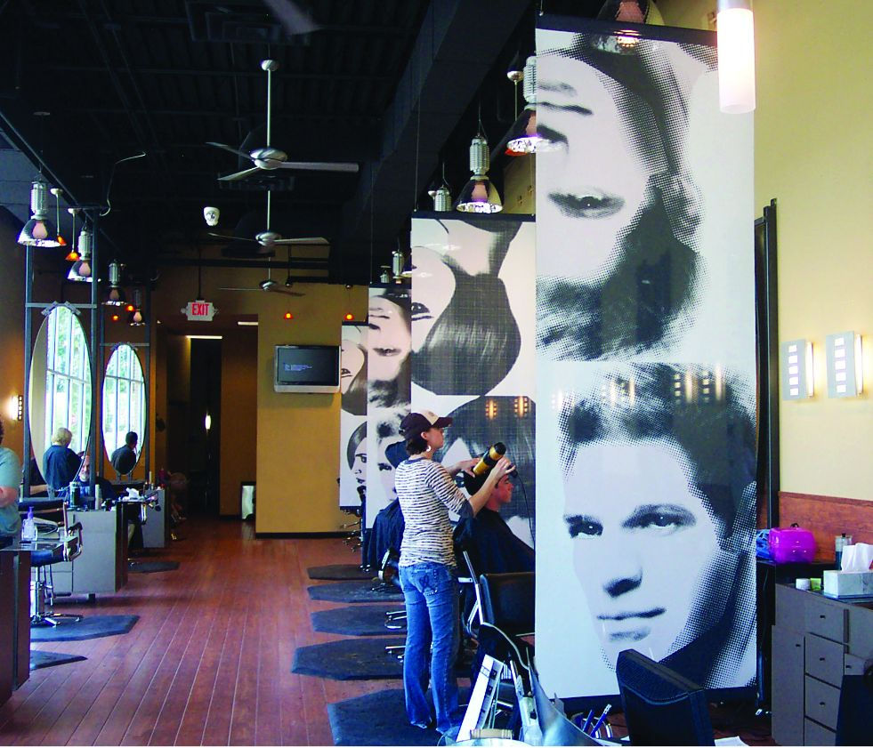 graphic shades hair salon