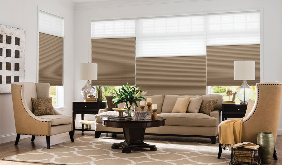 two-tone-pleated-shades