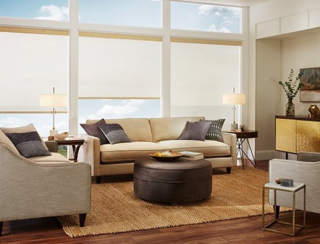 Roller Shades Shades By Budget Blinds
