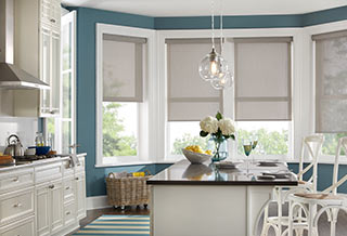 Custom Window Treatments For French Doors And Patio Doors