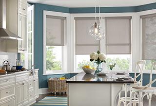 Window Shades Custom Design