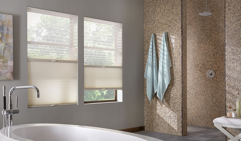 bathroom-honeycomb-cellular-shades