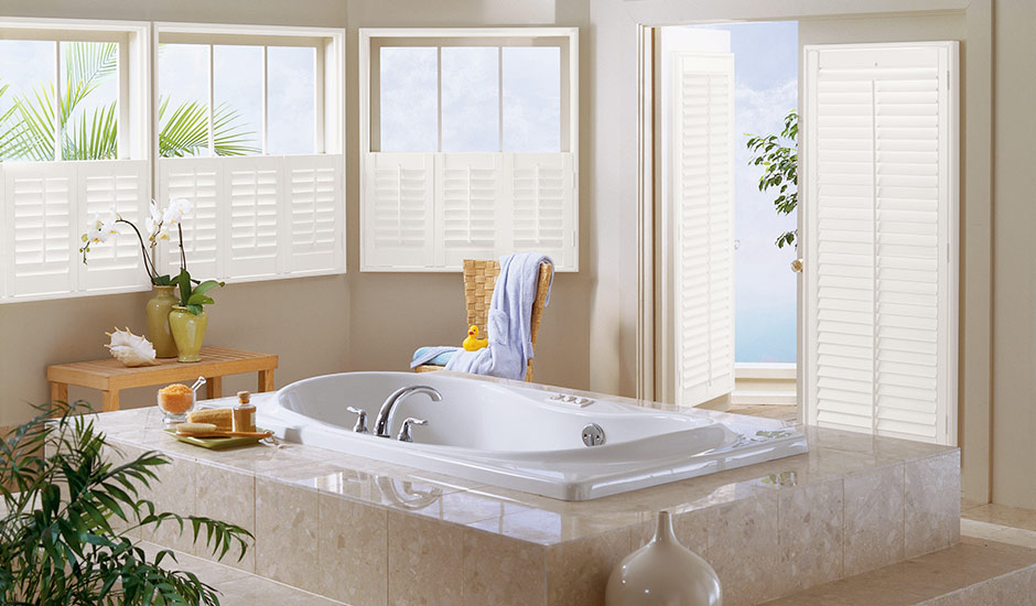 bathroom-white-wood-shutters