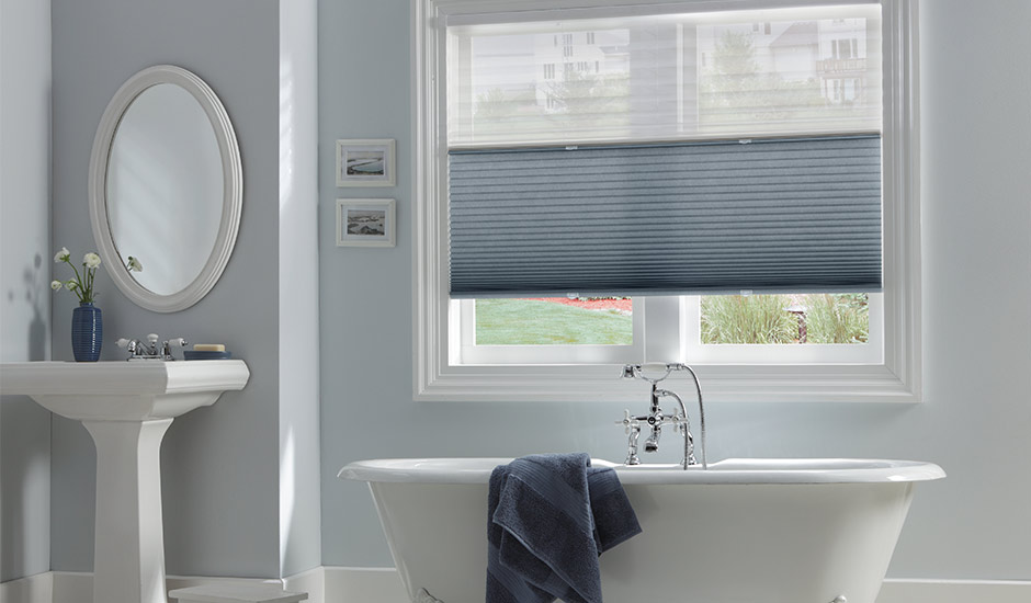 Blue-top-down-cellular-shades-bathroom