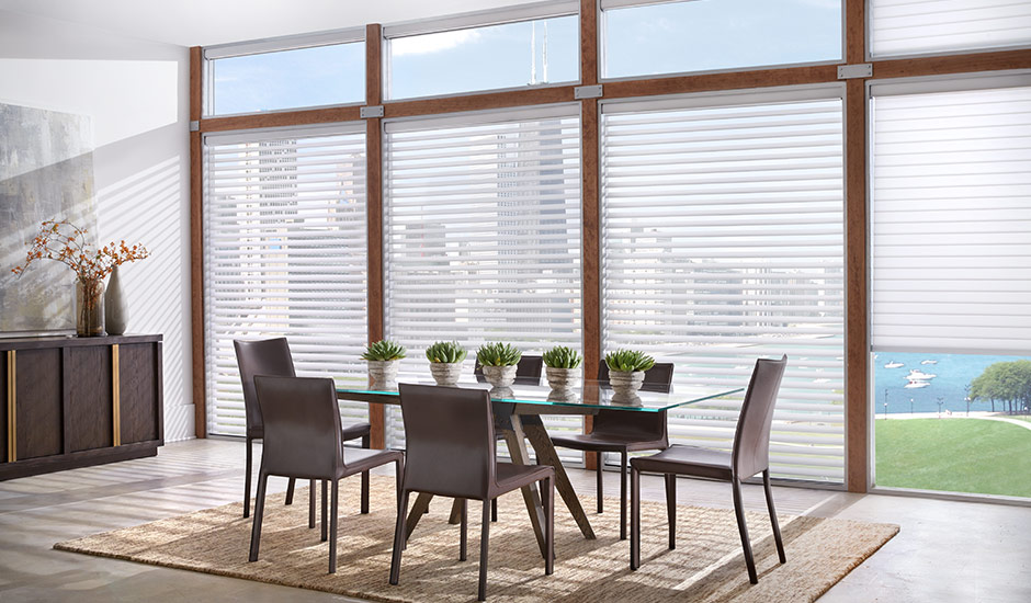 Custom Window Treatments For Dining Rooms | Budget Blinds