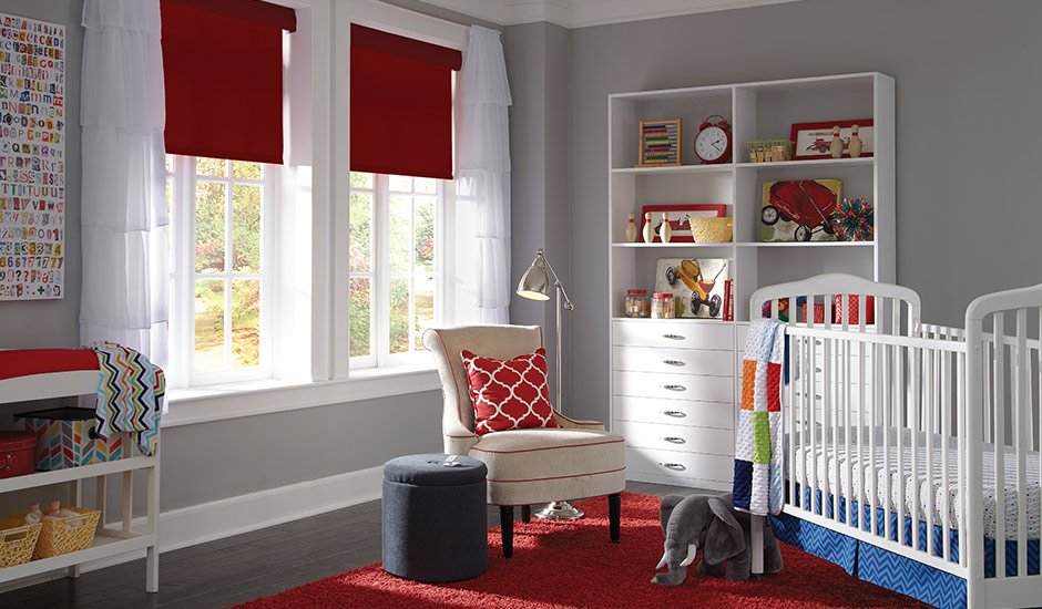 red-window-roller-shades-kids-room