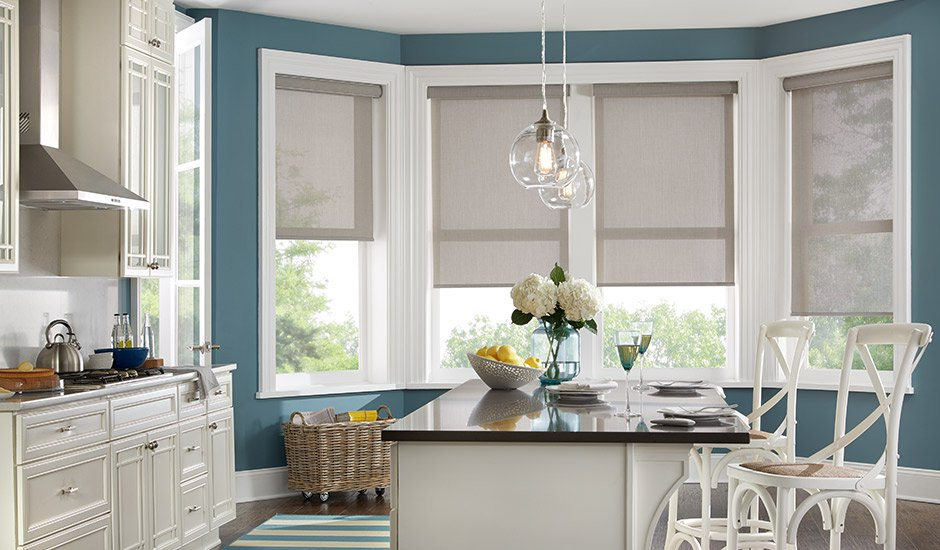 Custom Window Treatments For Kitchens | Budget Blinds