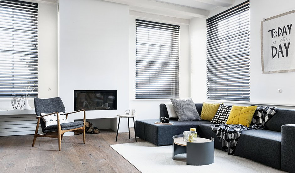 Custom Window Treatments For Living Rooms Budget Blinds
