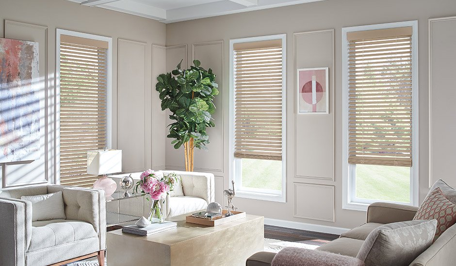 Custom Window Treatments For Living Rooms | Budget Blinds
