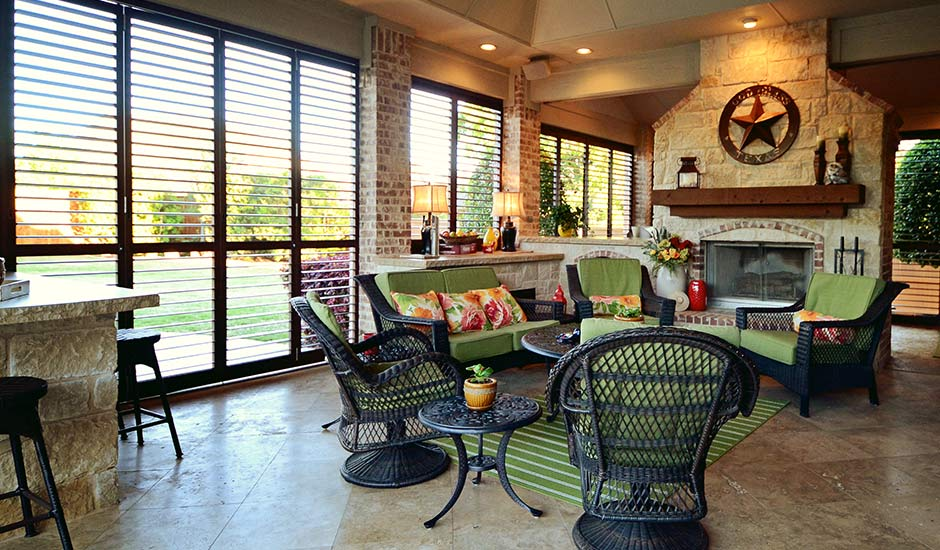 rustic-sunroom-shutter